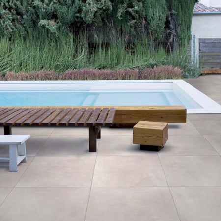 Porcelanato Leuca Grey
