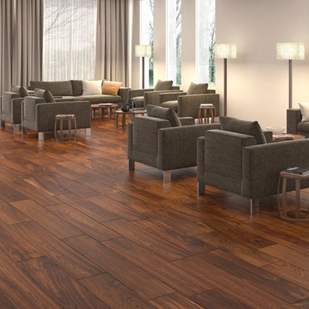 Duela African Walnut Brown
