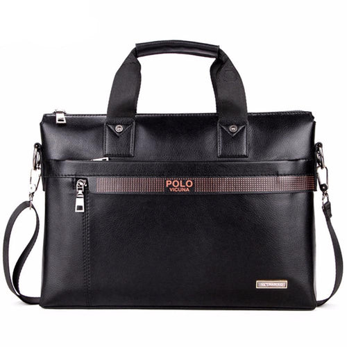 Polo Mens Briefcase Shoulder Bag