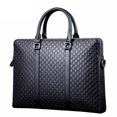 U.H Genuine Leather Briefcase