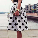Empire Polka Dots