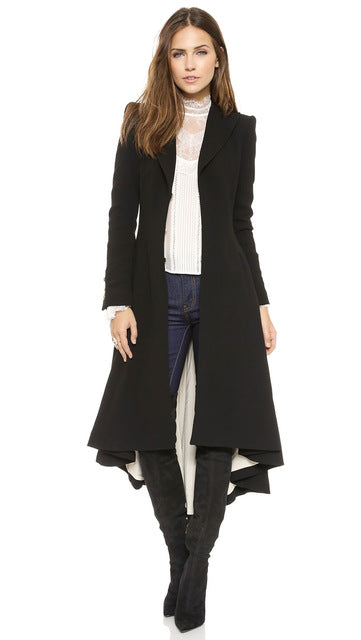 Victoria Office Long Coat