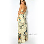 Floral Beach Casual Party Two Pieces