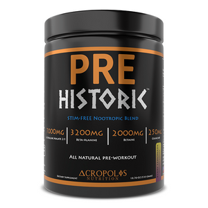 PRE Historic™ STIM-FREE Nootropic Blend