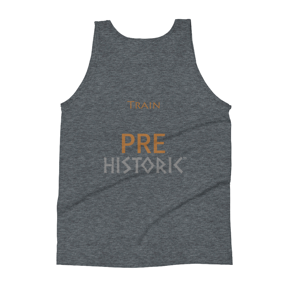 """Train PRE Historic"" Tri-Blend Tank - Acropolis Nutrition"