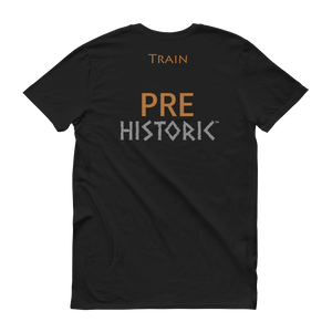 """Train PRE Historic"" Tee - Acropolis Nutrition"