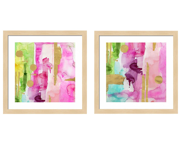 Pink Sass Gallery Wall Set
