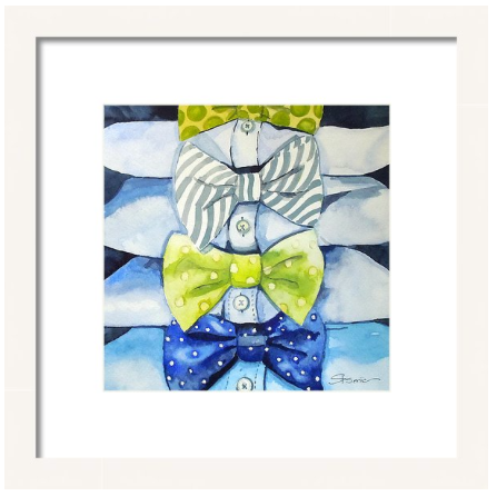 Bow Tie For All Occasions Print