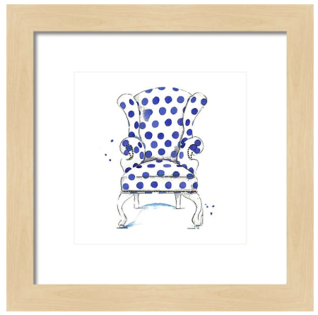 Chair Prints