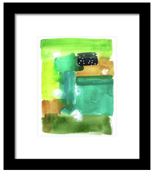 Opposites Attract No1 Print