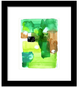 Opposites Attract No2 Print