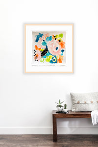 Confetti Original Art