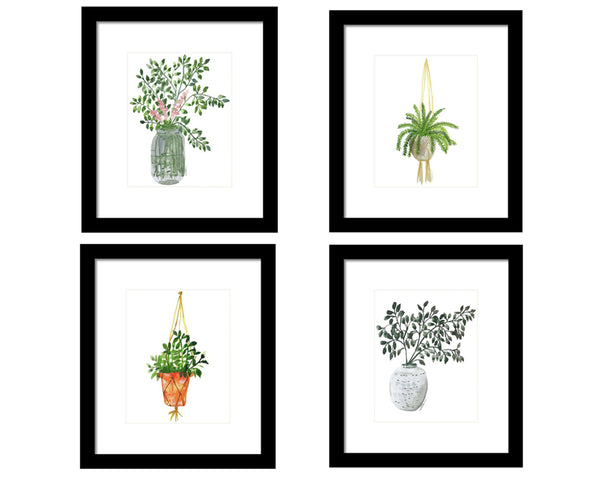 Plant Lady Gallery Wall Set