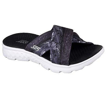 SKECHERS ON THE GO 400-TROPICAL WOMEN SANDALS