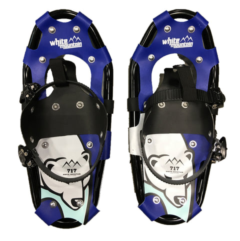 2018 WHITE MOUNTAIN 717 SNOWSHOES BEAR FOR KIDS
