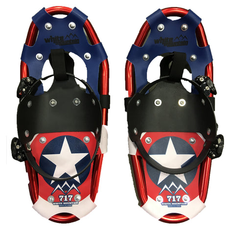 2018 WHITE MOUNTAIN 717 SNOWSHOES CAPTAIN FOR KIDS