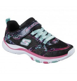 SKECHERS BRIGHT RACER GIRLS SHOES