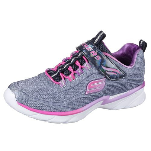 SKECHERS SWIRLY GIRL SHIMMER TIME SHOES