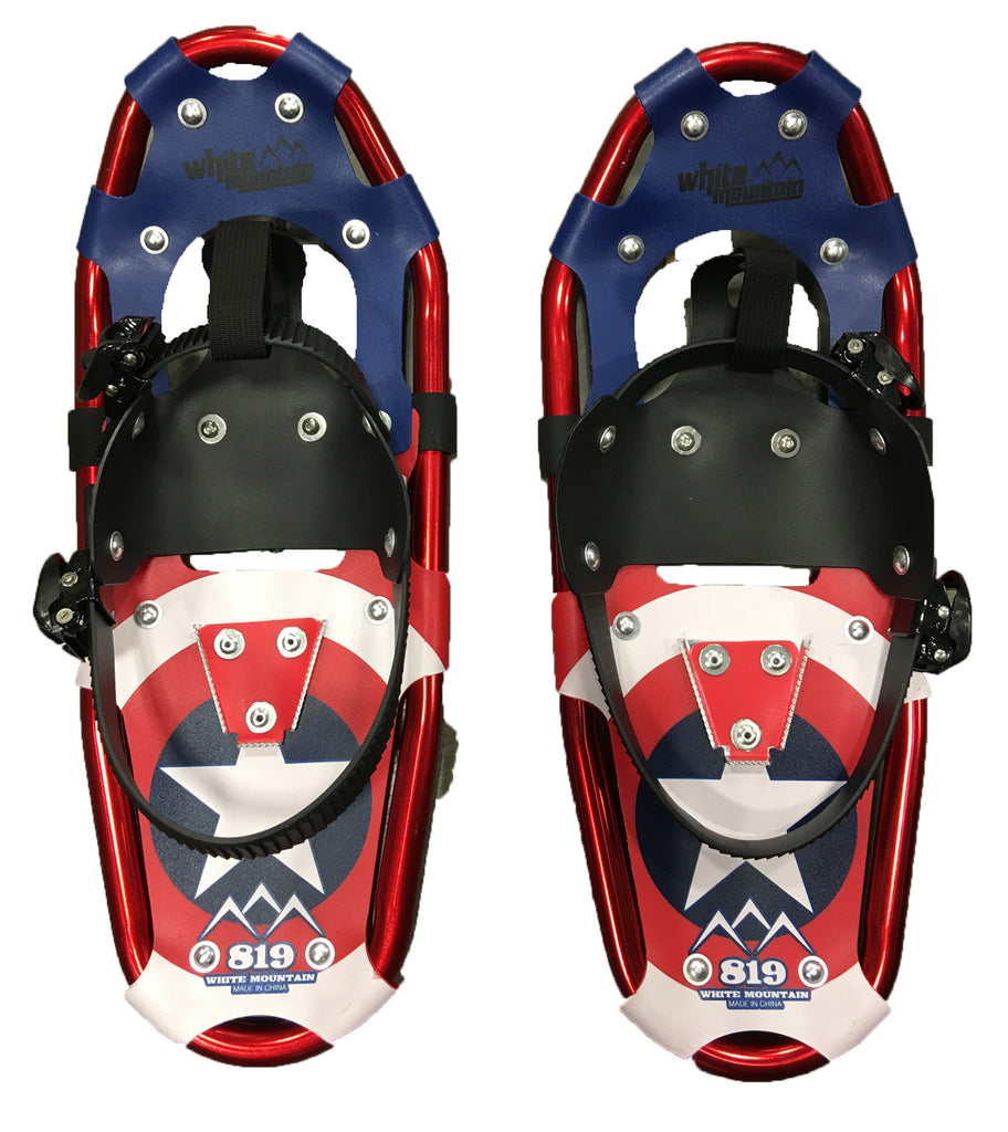 2018 WHITE MOUNTAIN 819 SNOWSHOES CAPTAIN FOR KIDS