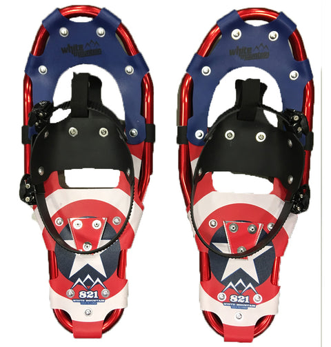 2018 WHITE MOUNTAIN 821 SNOWSHOES CAPTAIN JUNIOR