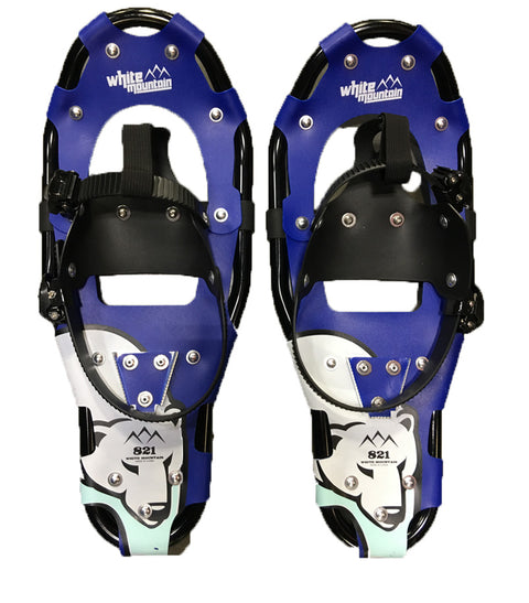 2018 WHITE MOUNTAIN 821 SNOWSHOES BEAR JUNIOR