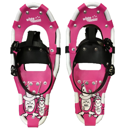 2018 WHITE MOUNTAIN 821 SNOWSHOES PINGUINS JUNIOR