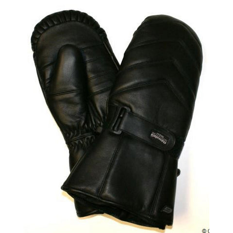 GKS COW LEATHER MITT WITH EXTRA LINER