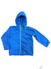 GUSTI KIDS HOODED FLEECE JACKET