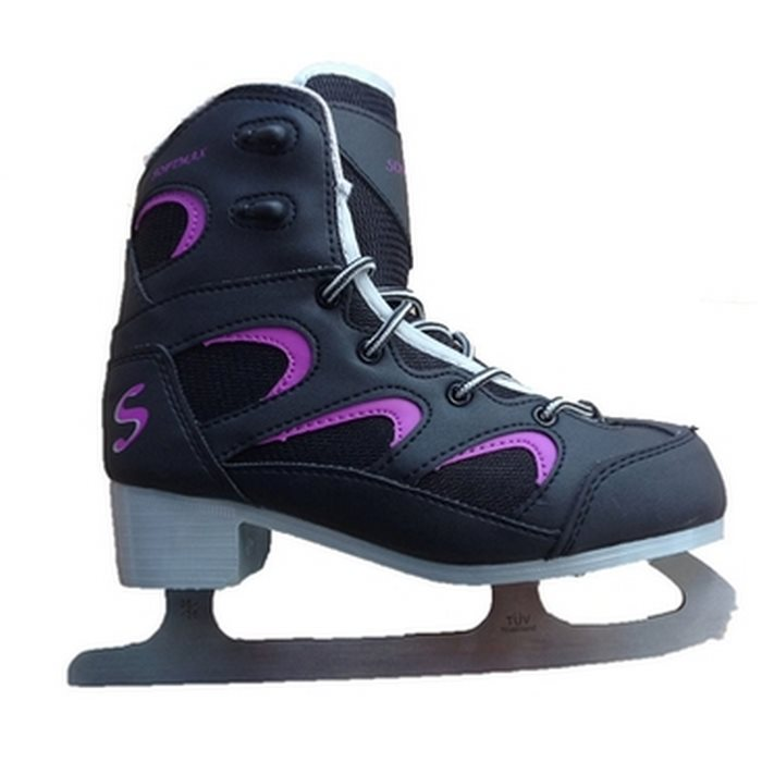 Patins glace softmax 626 pour femme liquida sport - Patin antiderapant chaussure ...