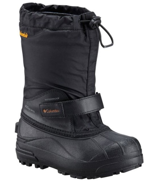 COLUMBIA POWDERBUG FORTY KID WINTER BOOTS