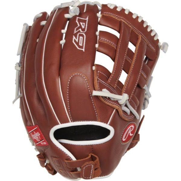 "RAWLINGS R9 SOFTBALL 13"""" GLOVE"
