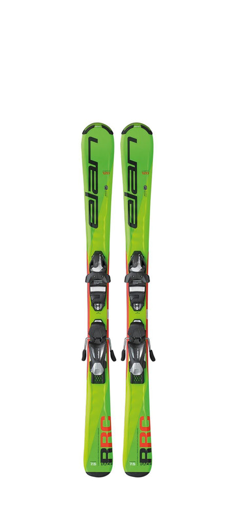 2018 ELAN RC RACE JUNIOR SKI WITH EL7.5 BINDINGS