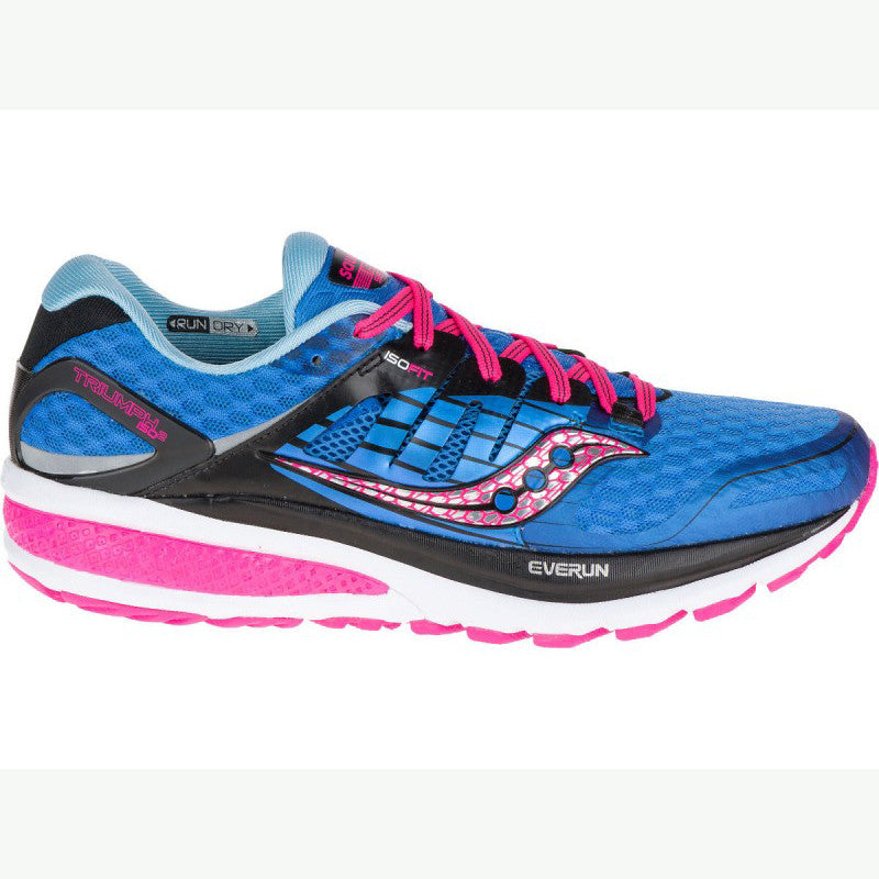 SAUCONY TRIUMPH ISO 2 RUNNING SHOE FOR WOMEN