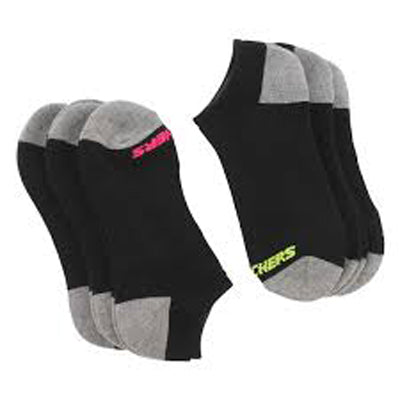 SKECHERS 360 CUSHION 6 PACK LOW CUT WOMEN SOCKS