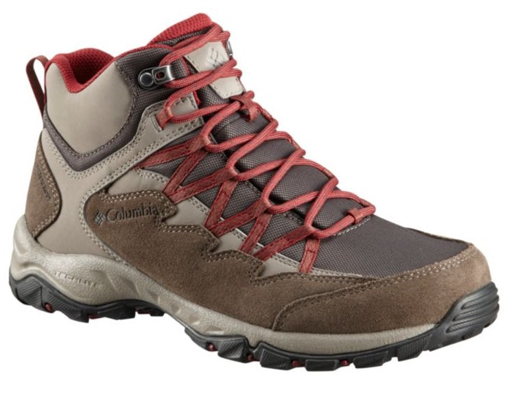 COLUMBIA WAHKEENA MID WATERPROOF WOMEN SHOES