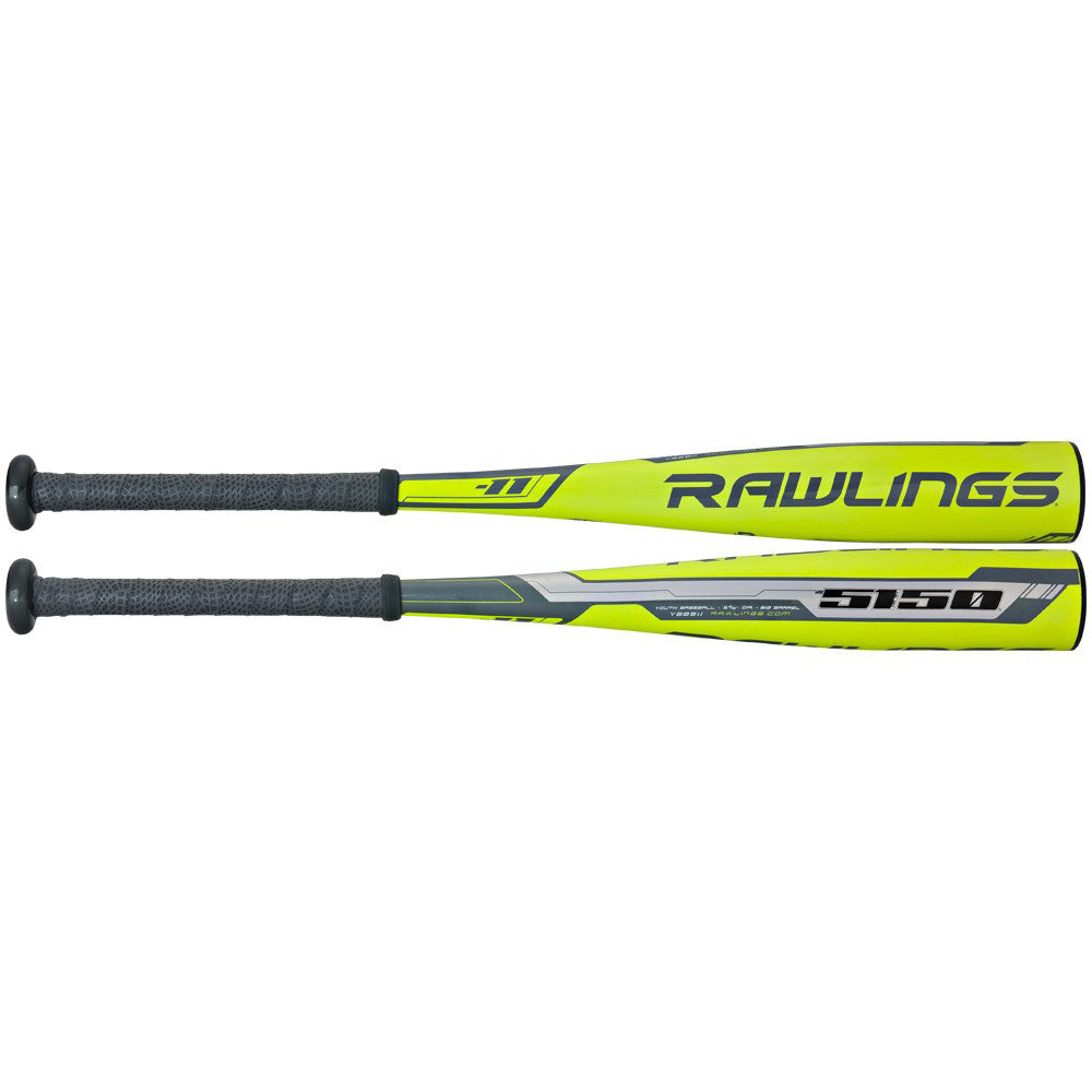 RAWLINGS 5150 BIG BARREL 2 5 /  8 (-11) YOUTH BAT YBB7511