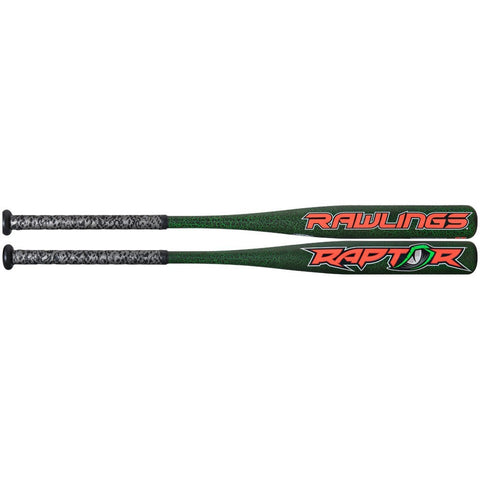 2016 YBRR11 RAPTOR (-11) YOUTH BASEBALL BAT