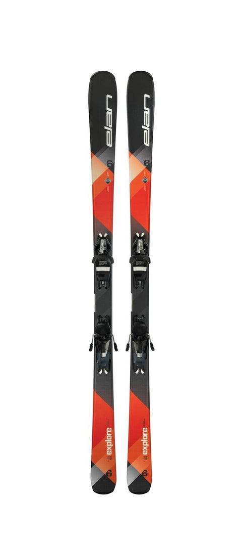2018 ELAN EXPLORE 6 SKI WITH EL 10.0 BINDINGS