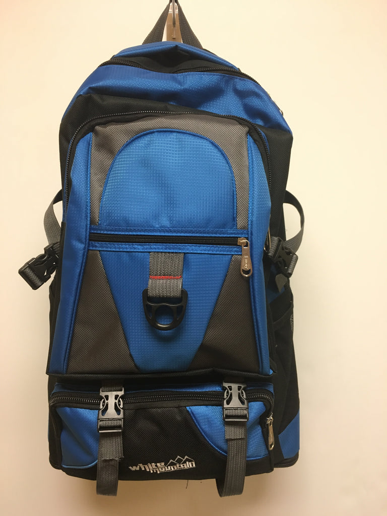 BACKPACK WHITE MOUNTAIN BP001