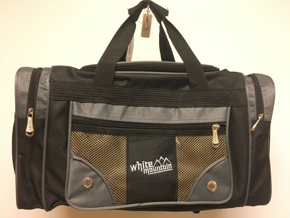 DUFFLE BAG WHITE MOUNTAIN 50 CM