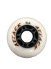 INLINE SKATING WHEELS ATTACK 85A SET OF 4