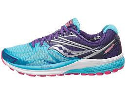 SAUCONY RIDE 9 WIDE WOMAN RUNNING SHOES