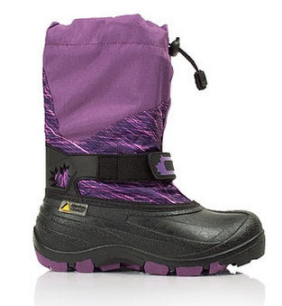 ABSOLUTE CANADA SNOWPATRIOT GIRL WINTER BOOT