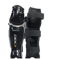 POWERTEK DEK HOCKEY SHIN GUARD