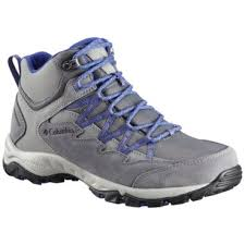 COLUMBIA WAHKEENA WATERPROOF  MID WOMEN SHOE