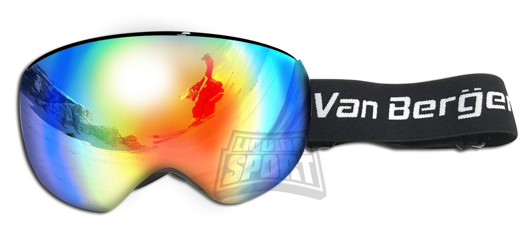 VAN BERGEN MAGNETIC FRAME 2 LENSES KIT- LARGE FIT