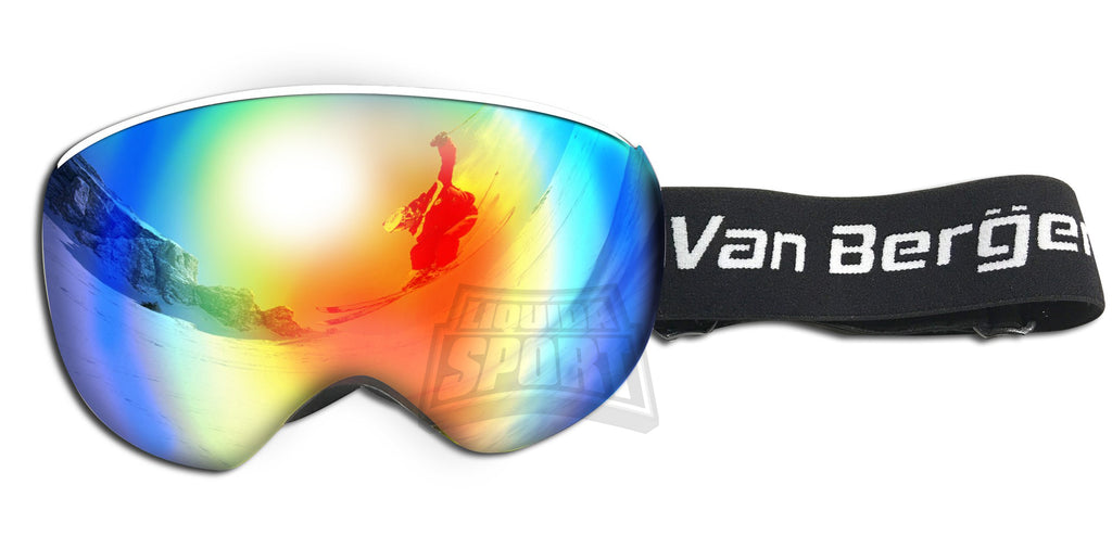 VAN BERGEN MAGNETIC FRAME 2 LENSES KIT- MEDIUM FIT