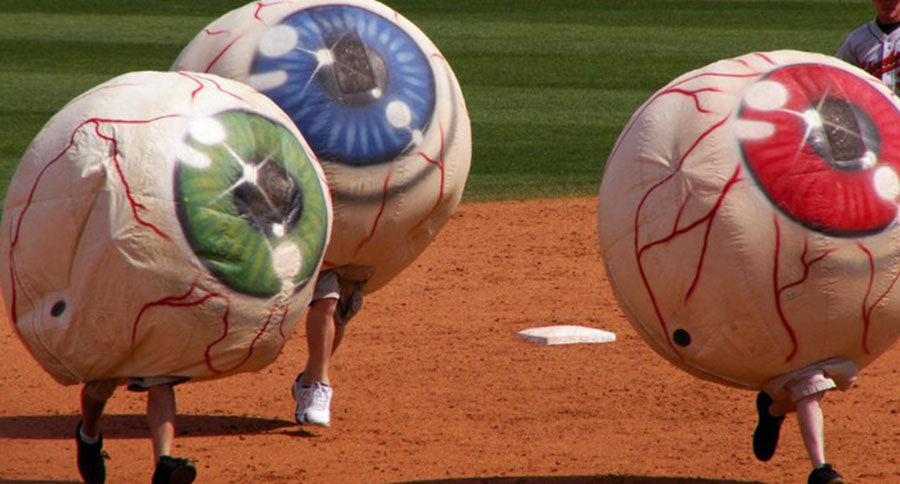 Why Do Brands Sponsor An Event? It's All About The Eyeballs...