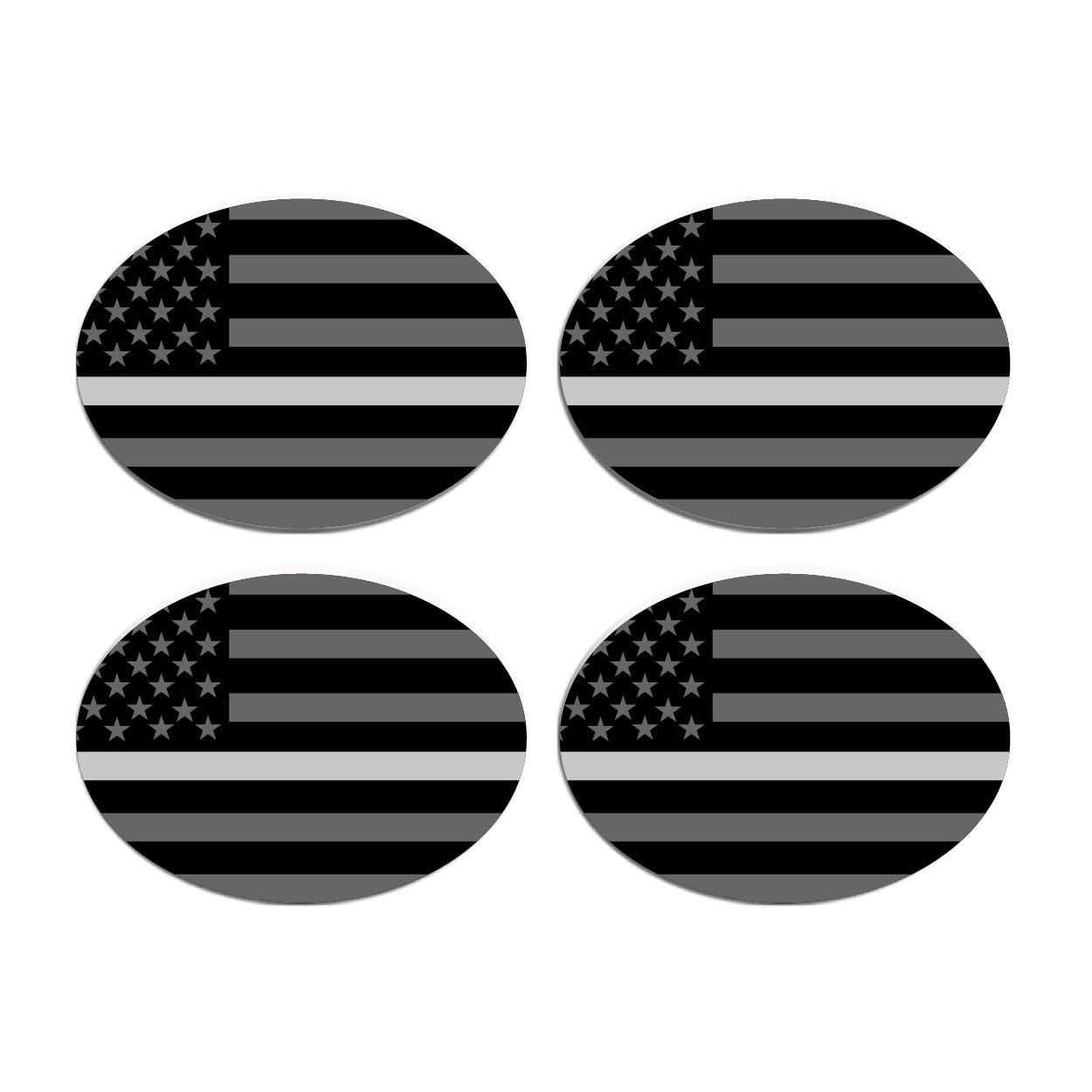 Flag Thin White Line