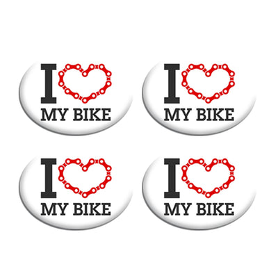 I Heart My Bike
